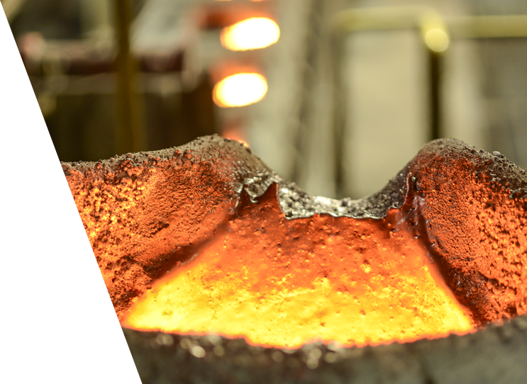 ductile iron casting process