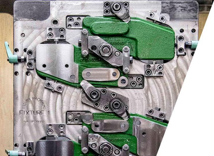 casting machining process